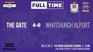 GOALS: Squires Gate 4-0 Whitchurch Alport