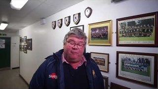 Rugby Nats TV - UNSUNG HERO (Nigel Birrell) Bury St Edmunds Rugby Club 25.11.17