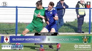 29/09/18 - Glossop North End 0-2 Brighouse Town