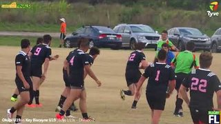 Okapi Wanderers Rugby FC U19 vs Key Biscayne Rugby Highlights Final 04 21 2018