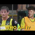 WHO AM I? | Dan Groves v Robbie Spence