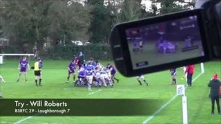 Highlights Round 14 v Loughborough Students
