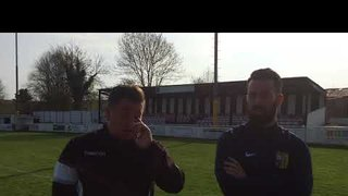 Reaction: Second Goalless Draw Against Atherton Colls