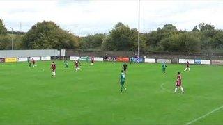 Goals from vs  Slimbridge AFC Game
