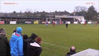 Wealdstone FC v Hemel Hempstead Town FC