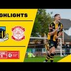 HIGHLIGHTS | Hebburn Town 2-1 Lincoln United
