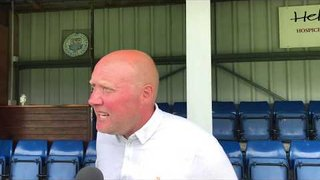 POST MATCH INTERVIEW - Oxford City 0-3 Concord Rangers