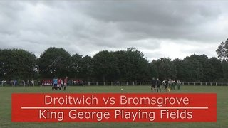 PSF - Droitwich Spa 1 - 3 Bromsgrove Sporting