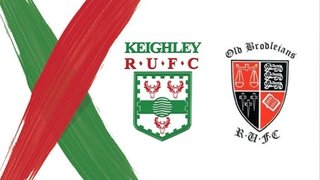 Keighley RUFC v Old Brodleians RUFC - Highlights
