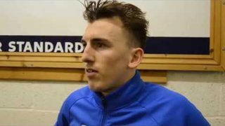 Thatcham Town FC vs Binfield FC - Harry Grant Post-Game Interview!