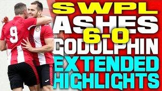 HIGHLIGHTS | Saltash United vs Godolphin Atlantic - 28-9-2019 (Cornish Football)