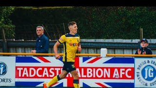 HIGHLIGHTS | Lumsden Reaches 20 Goals! Taddy Albion 2-1 Marske United