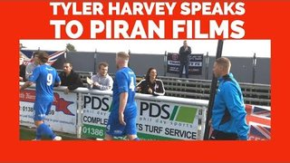 Tyler Harvey Speaks to Piran FIlms
