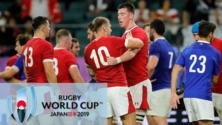 Rugby World Cup 2019: Wales vs. France   EXTENDED HIGHLIGHTS   10/20/19   NBC Sports