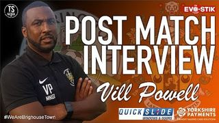 13/04/19 - Vill Powell Post Pickering Town