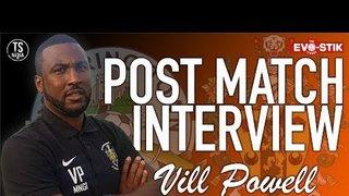 13/04/19 - Vill Powell Post Pickering Town