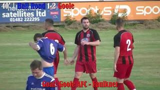 Hall Road Rangers Vs Goole AFC