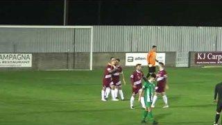 Paulton Rovers 3 - 0 Street FC (Somerset Prem Cup - 09.10.18)