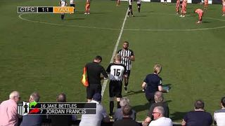 MATCH HIGHLIGHTS: CORBY TOWN V YAXLEY FC :