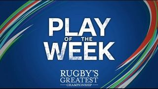 RBS Play of the Week - Round 3 2016 | RBS 6 Nations