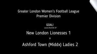 New London Lionesses v Ashford Ladies