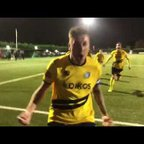 Michael Finneran Goal - Bedfont Sports 0-2 Canvey Island - Tuesday 13th October 2020