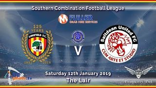 HIGHLIGHTS - Lingfield FC v Saltdean Utd - League - 12-01-2019