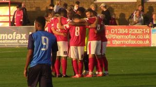 Highlights: Stourbridge 3-1 Stratford Town