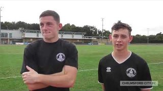 REACTION: Tom Wraight & Andy Fennell - Post Hampton & RB - 03/08/2019