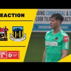 REACTION | Spence on 'good performance' at Sheffield