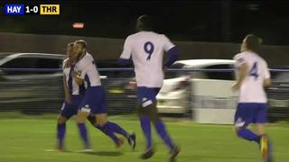 Haywards Heath Town vs Three Bridges - 25th September 2018