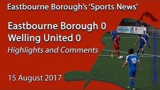 Eastbourne Borough 0 v 0 Welling United