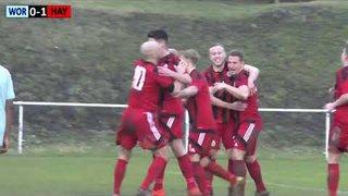 Worthing United vs Haywards Heath Town - 6th January 2018
