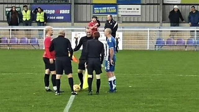 Clevedon Town AFC v Bridport FC 23102021