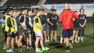 Elite Coach Education Adaptive Games - Russell Earnshaw