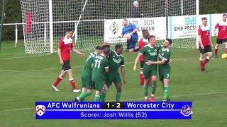 AFC Wulfrunians 2 Worcester City 3