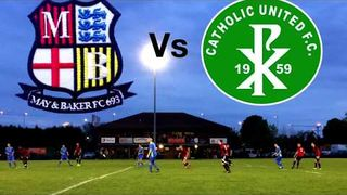 May and Baker FC VS Catholic FC
