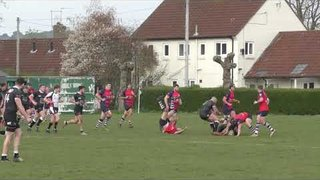 Wimborne vs Banbury Trylights