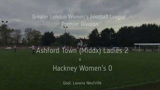 Ashford Ladies v Hackney