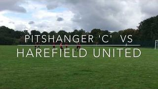 Harefield United Romp To Victory In The Middlesex County Cup First Round!
