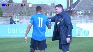 Stratford Town vs King's Lynn Full Highlights