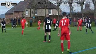 Heston Rovers Under 16 goals v Lochar