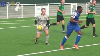Grays Ath  V Sevenoaks Town FA Trophey 13/10/18