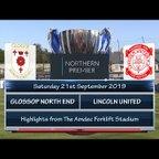 Glossop North End v Lincoln United 21/09/19
