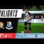 AFC Blackpool vs Bamber Bridge | Extended HD Match Highlights