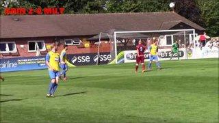 Abingdon United Vs Milton United