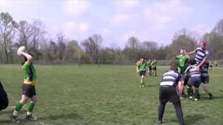 Exiles v West Carroll A Team part1