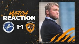 Millwall 1-1 Hull City | Reaction | Sky Bet Championship