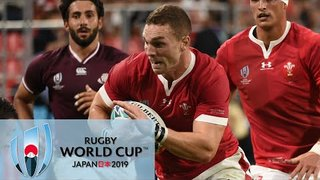 Rugby World Cup 2019: Wales vs. Georgia | EXTENDED HIGHLIGHTS | 9/23/19 | NBC Sports