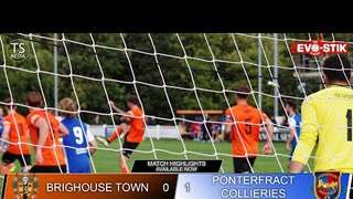 15/09/18 - Brighouse Town 0-1 Pontefract Collieries